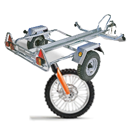 Motorcycle Trailers BTC