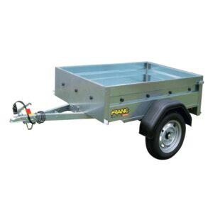 Trigano Franc NLC1510 trailer